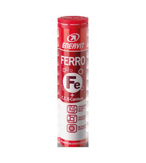 Ferro + Vitamina C ed E Enervit