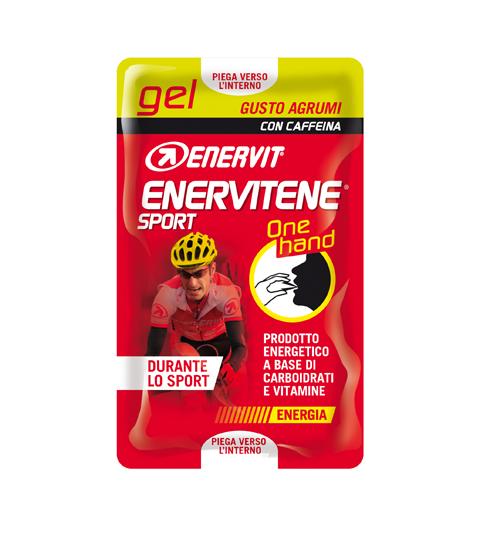 Sport gel One Hand con Caffeina Enervit