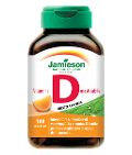 Vitamina D3 Jamieson