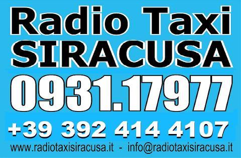 RADIO TAXI SIRACUSA 093117977