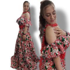 - Abito casual -Atelier Lidya - modello Alen