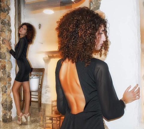 abito casual Atelier Lidya Ornella