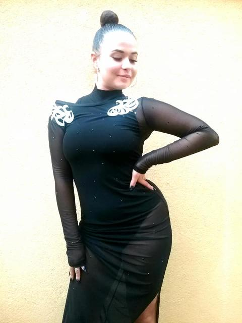 Abito danze latine Donna - Lidya Dance  - Annie
