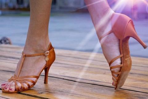 Scarpa ballo donna latino -Supadance -Madame