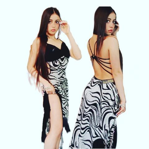 abito tango -Lidya Dance -Sandy