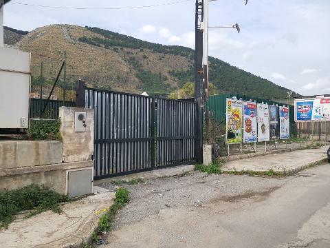 Terreno Non coltivato in Affitto a Palermo