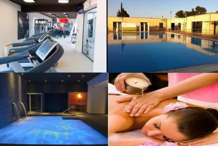 Benefit Day (Spa, Piscina, Fitness e Massaggi)