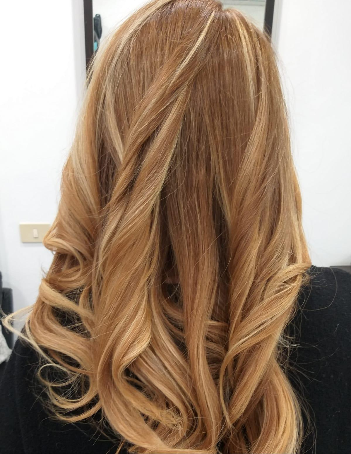 Balayage-Degradè