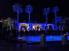 WASH ARCHITETTURALI LED - Matrimonio - Luminarie Matrimoni Wedding