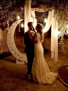 LUNA & LAMPADE VINTAGE Weddind Lights Wedding