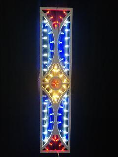 COLONNA CHARLESTON Luminare  d'Arredo