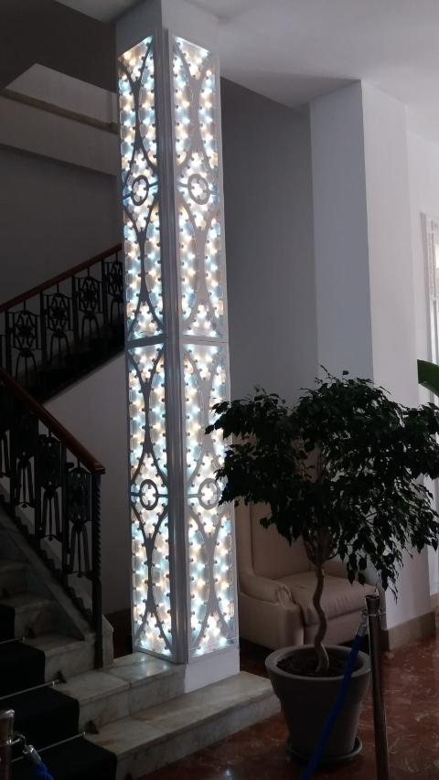 PIANTANA MAMA- Luminaria Luminarie Design Arredo