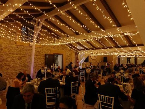 CIELO STELLATO MINILUCCIOLA Weddind Lights Wedding