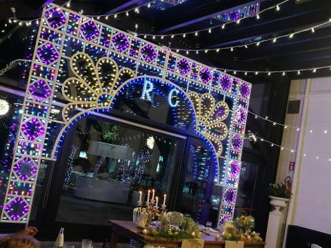 COLONNA WEDDING Luminare  d'Arredo