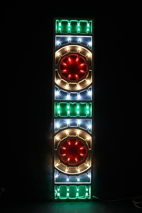 COLONNA NEW YORK Luminare  d'Arredo