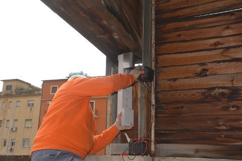 Prove e Indagini su strutture in legno