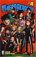 My Hero Academia 04 STARCOMICS MANGA