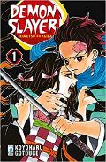 Demon slayer. Kimetsu no yaiba 01 STARCOMICS MANGA