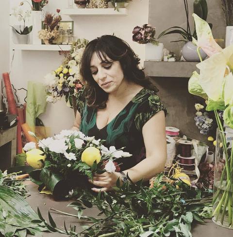 Chiara D'Antiochia - Allestimenti floreali