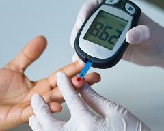 Misurazione glicemia