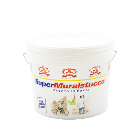 SUPERMURALSTUCCO GDM STUCCO RASANTE PRONTO IN PASTA