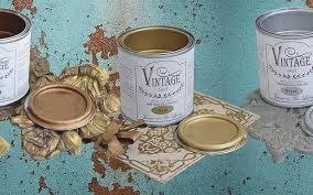 VINTAGE PAINT METALLIC 200ML JEANNE D'ARC LIVING ACRILICO EFFETTO METALLIZZATO