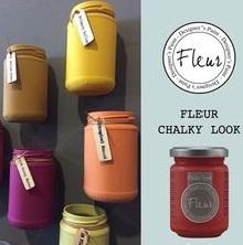 FLEUR CHALKY LOOK 130ML TO-DO  CHALK PAINT