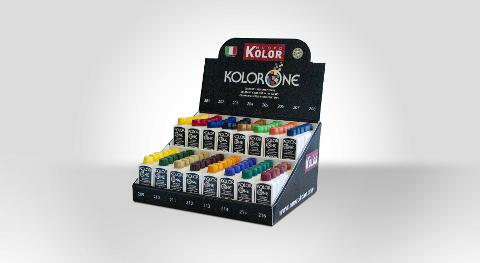 KOLORONE ML.45 NUOVO KOLOR COLORANTI CONCENTRATI-LINEA ALLACQUA