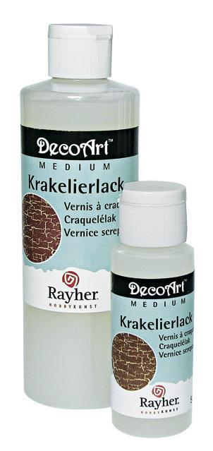 VERNICE CRACKLE  RAYHER  MEDIUM SCREPOLANTE