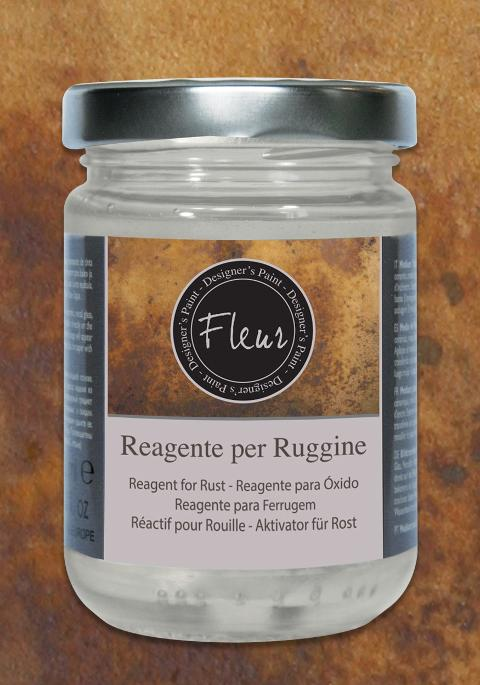 FLEUR REAGENTE RUGGINE 130ML TO-DO REAGENTE PER EFFETTO RUGGINE