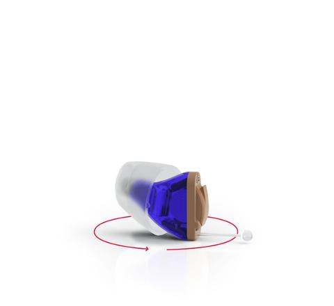 Apparecchio Acustico Mini e Invisibile Signa Silk Primax