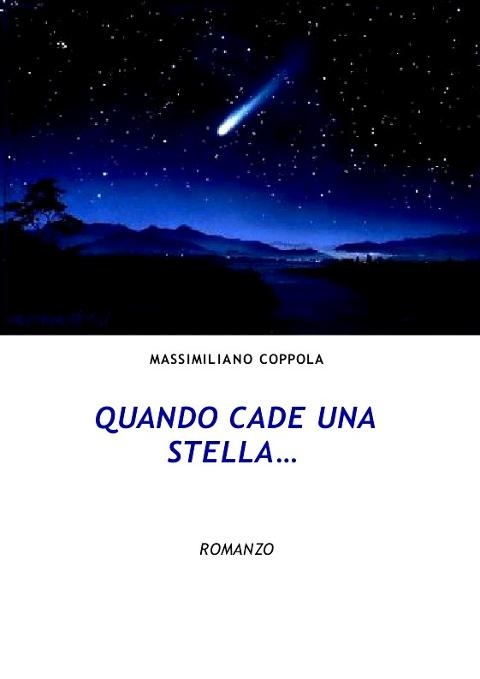 Quando cade una Stella di Massimiliano Coppola Edizioni FCF Formato B5