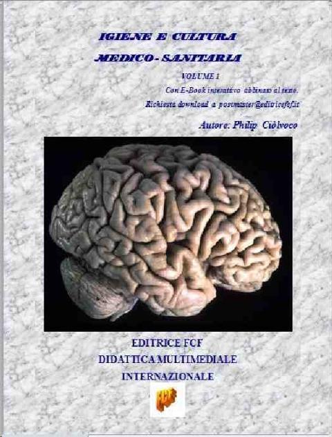 IGIENE E CULTURA MEDICO-SANITARIA di Filippo Cocilovo Edizioni FCF Formato A4