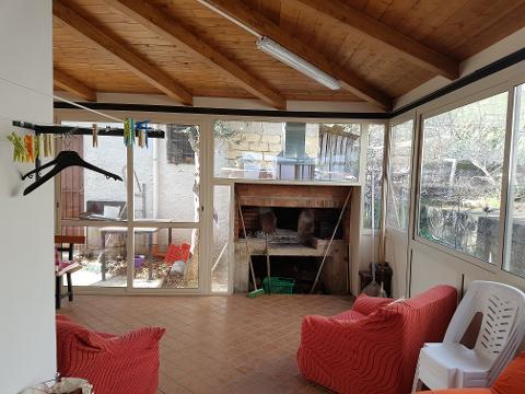 veranda alluminio gagliano