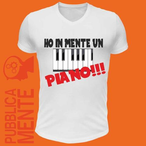 Ho In Mente Un Piano