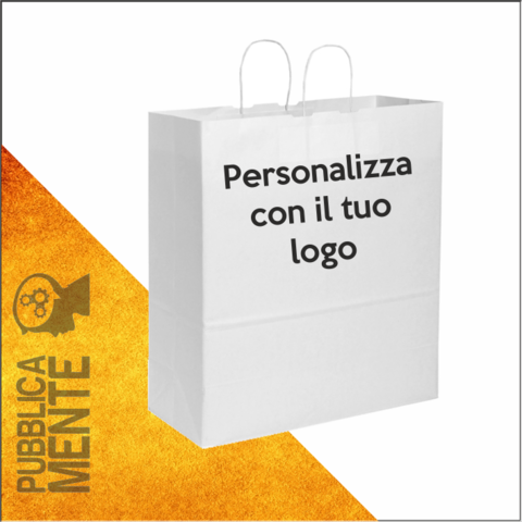 Shopper Busta di Carta  45x15x48