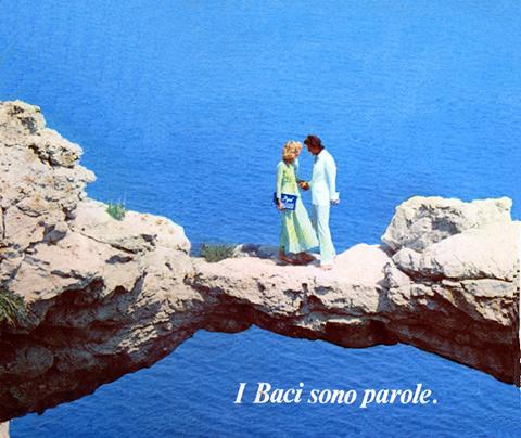 Visita all'Arco azzurro
