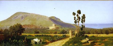 Itinerario rurale Monte Catalfano e Solunto