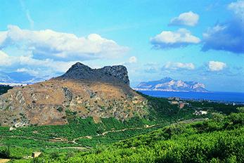 Itinerario rurale La Conca d'oro