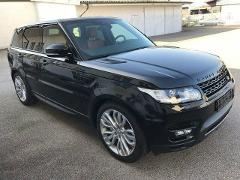 Land Rover Range Rover sport rr sport  Diesel