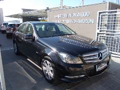 Mercedes-Benz C220 CDI BlueEFFICIENCY Avantgarde Diesel