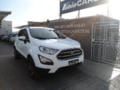 Ford EcoSport Titanium Benzina
