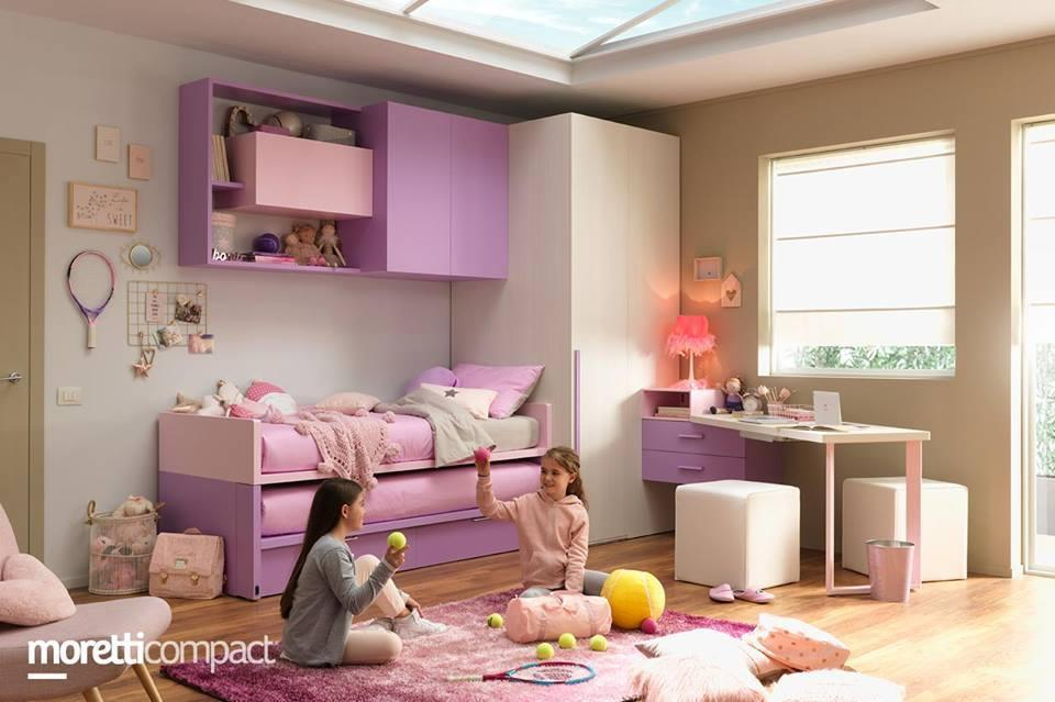 CAMERETTA MORETTI COMPACT KIDS COLLECTION - PONTI - Leonforte (Enna ...