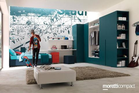 CAMERETTA MORETTI COMPACT YOUNG COLLECTION YC310