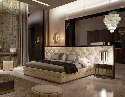 ZONA GIORNO BIANCHINI LUXURY INTERIORS