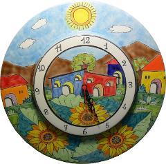 Orologio a cappello Nino Parrucca diametro cm.44