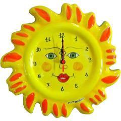 Orologio Sole Nino Parrucca da parete