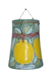 Tegola Nino Parrucca h 7 cm