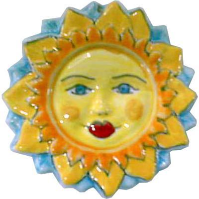 Sole a raggi Nino Parrucca D 10 cm