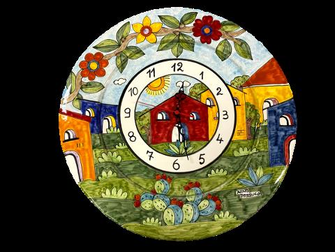 Orologio Nino Parrucca D.cm.50